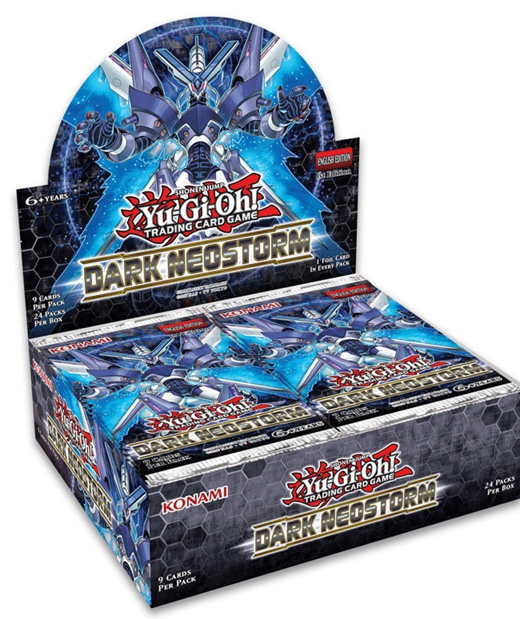 Dark Neostorm Booster Box