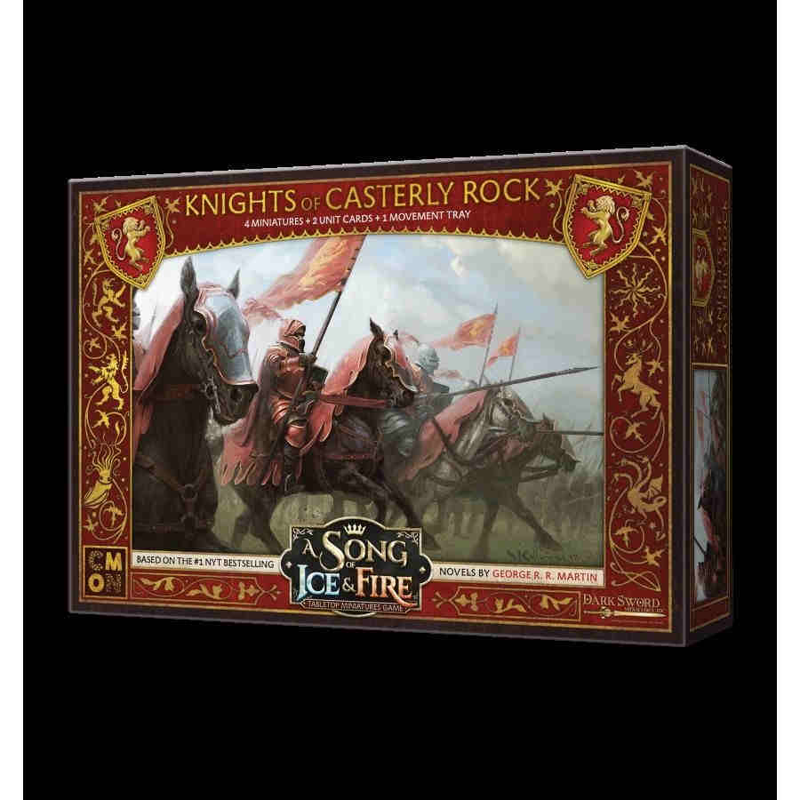 A Song Of Ice And Fire: Tabletop Miniatures Game - Knights Of Casterly Rock