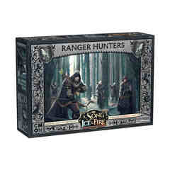 A Song Of Ice And Fire: Tabletop Miniatures Game - Night'S Watch Ranger Hunters