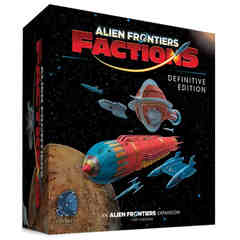 Alien Frontiers: Factions - Definitive Edition