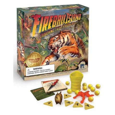 Fireball Island: Crouching Tiger Hidden Bees