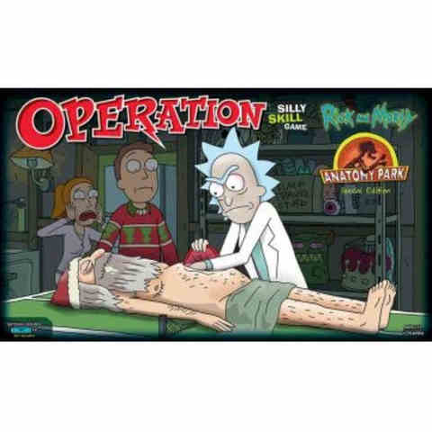 Operation: Rick And Morty Anatomy Park Special