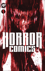 Horror Comics #1 Teether Var Cvr (STL116953)