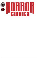 Horror Comics #1 Sketch  Var Cvr (STL116954)