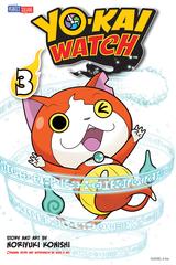 Yo-Kai Watch Gn Vol 03 (STK692603)