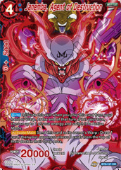 Janemba, Agent of Destruction - BT6-121 - DR