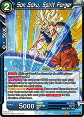 Son Goku, Spirit Forger - BT6-030 - C - Pre-release (Destroyer Kings)