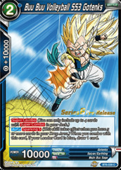 Buu Buu Volleyball SS3 Gotenks - BT6-039 - C - Pre-release (Destroyer Kings)