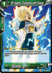 SS Vegeta, Exploding with Energy - BT6-056 - C - Pre-release