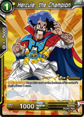 Hercule, the Champion - BT6-087 - C - Pre-release