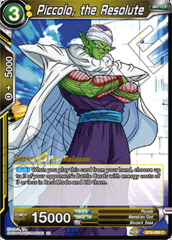 Piccolo, the Resolute - BT6-088 - C - Pre-release