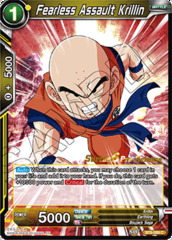 Fearless Assault Krillin - BT6-089 - C - Pre-release (Destroyer Kings)