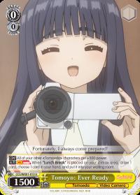 Tomoyo: Ever Ready - CCS/WX01-013 - U