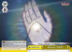 Release! GALE! - CCS/WX01-032 - CC