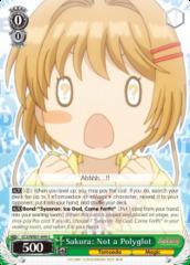 Sakura: Not a Polyglot - CCS/WX01-044 - C