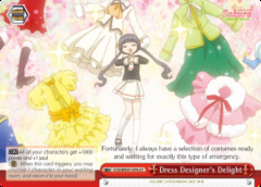 Dress Designer's Delight - CCS/WX01-076 - CC