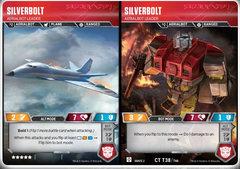 Silverbolt // Aerialbot Leader