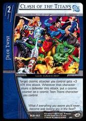 Clash of the Titans - Foil