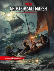 D&D Ghosts of Saltmarsh