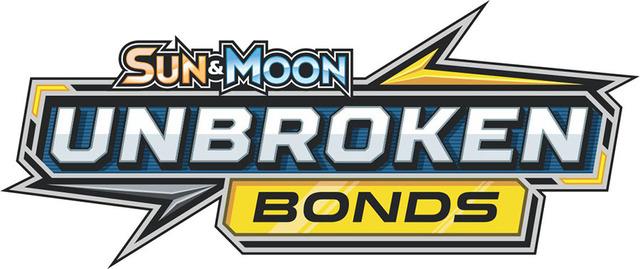 Sun & Moon - Unbroken Bonds - Booster Display