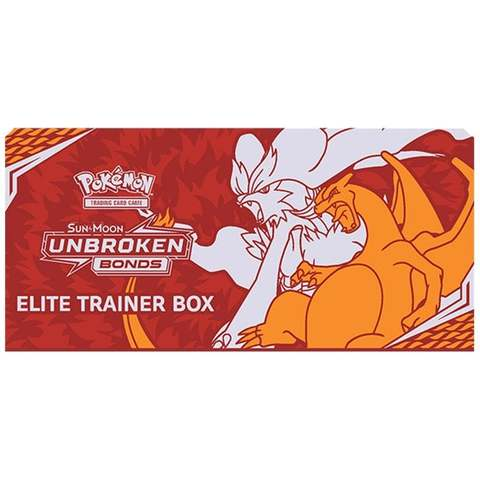 Sun & Moon - Unbroken Bonds Elite Trainer Box