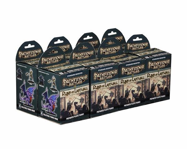 Pathfinder Battles Miniatures: Ruins of Lastwall - Box Set 8