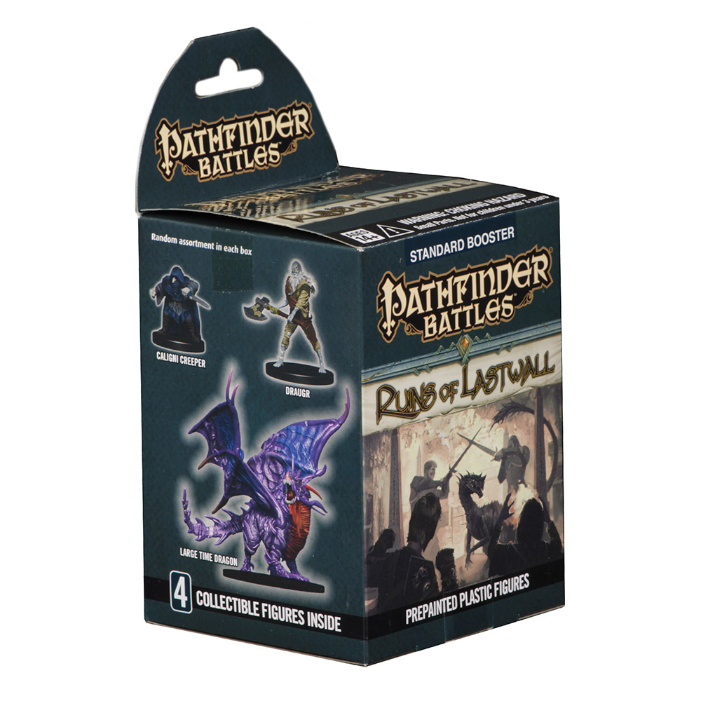 Pathfinder Battles Miniatures: Ruins of Lastwall - Booster