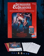 Dungeons & Dragons Starter Set: Stranger Things