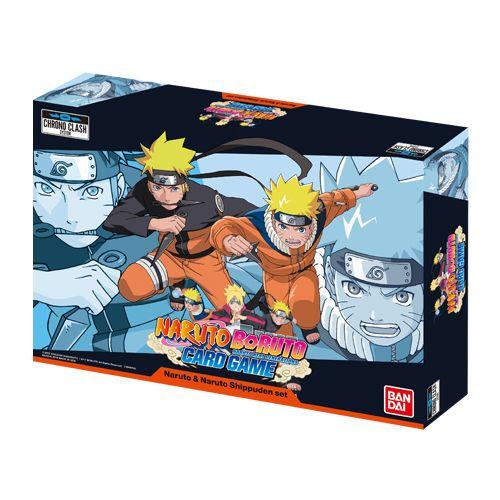 Naruto and Naruto Shippuden Set
