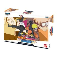 Naruto Shippuden and Boruto Set