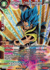 SSB Gogeta, Critical Combination - P-118 - PR