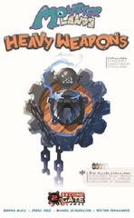 Monster Lands: Heavy Weapons & 5th Player Expansion