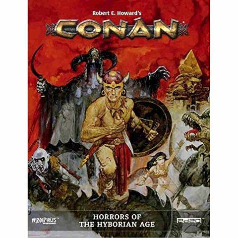 Conan: Horrors of the Hyborian Age