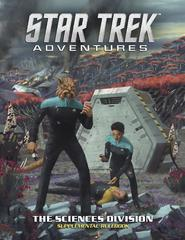 MUH051065/Star Trek Adventures: Sciences Division Supplement