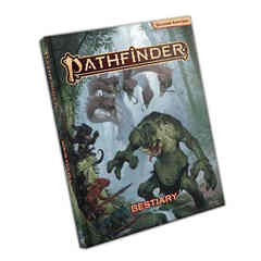 Pathfinder RPG (Second Edition): Bestiary