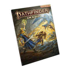 Pathfinder RPG (Second Edition): GM Screen