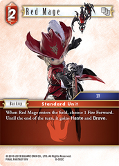 Red Mage - 8-002C