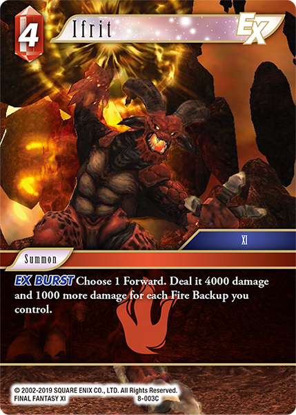 Ifrit - 8-003C