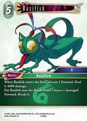 Basilisk - 8-059C - Foil