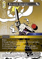 Moogle Knight - 8-086C