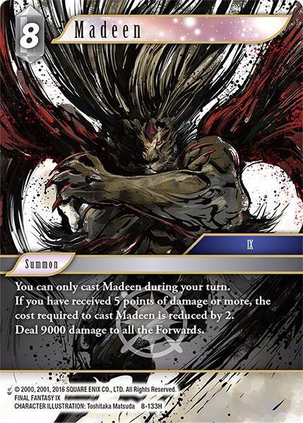 Madeen - 8-133H - Foil