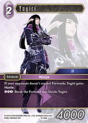 Yugiri - 8-148S - Foil
