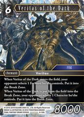 Veritas of the Dark - 8-136L