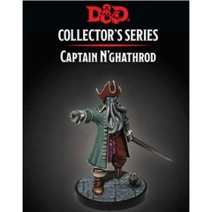 D&D Collector's Series - Captain Nghathrod ( GF9-71088 )