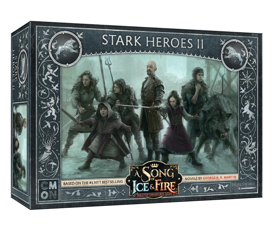A Song of Ice And Fire: Stark Heroes II