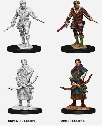 Nolzurs Marvelous Miniatures - Male Human Rogue