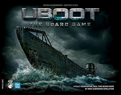 U-BOOT - The Board Game