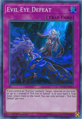Evil Eye Defeat - INCH-EN037 - Super Rare - 1st Edition