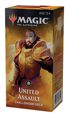 Challenger Decks - United Assault