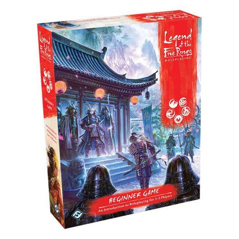 Legend of the Five Rings RPG - Beginner Game